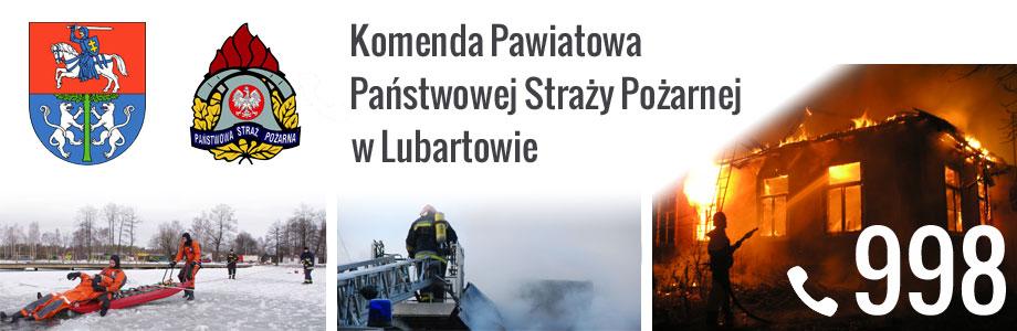 Komenda Powiatowa Państwowej Straży Pożarnej w Lubartowie
